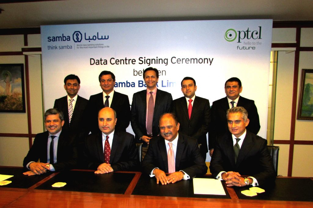 PTCL- SAMBA BANK