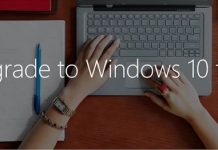 Windows 10 free license