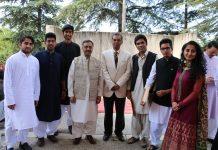 Embassy Hosts Eid Milan Party