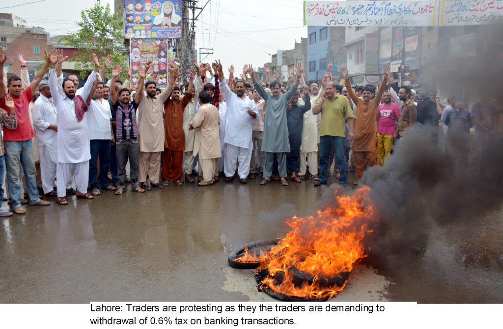Protest against tax (6)