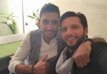 Amir and Shahid