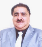Amjad Chaudhary as President Lahore Board