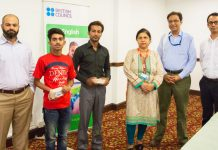Ufone and British Council award