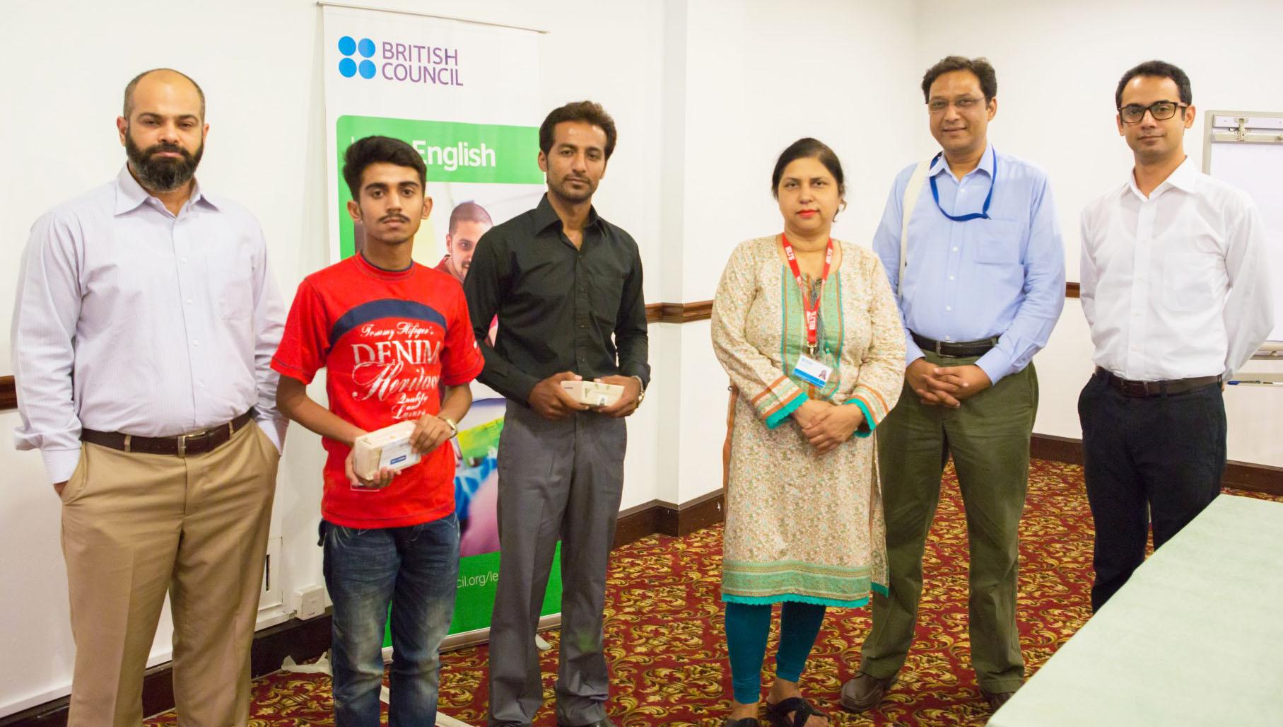 Ufone and British Council award