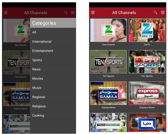 Wi-tribe TV App