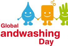 Global Handwashing Day