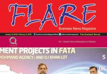 Flare Magazine January to February 2018