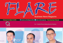 Flare Magazine February to March 2018