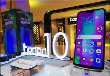 Honor 10 was officially launched in Pakistan