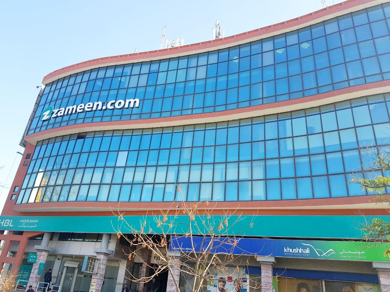 Zameen opens major new office in blue area islamabad flare