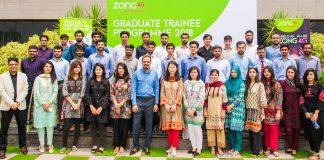 8a7dc2ee0b40d Leaders of tomorrow -Zong 4G s Graduate Trainee Program.