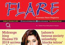 Flare Magazine November 2018 Issue OUT NOW