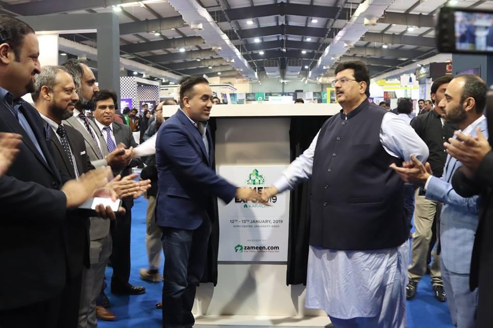 Zameen Expo 2019 – Karachi presented by Zameen com concludes