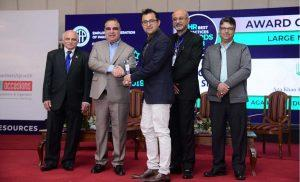 Employers Federation of Pakistan Awarded engro polymer Best HR practices 2018 1