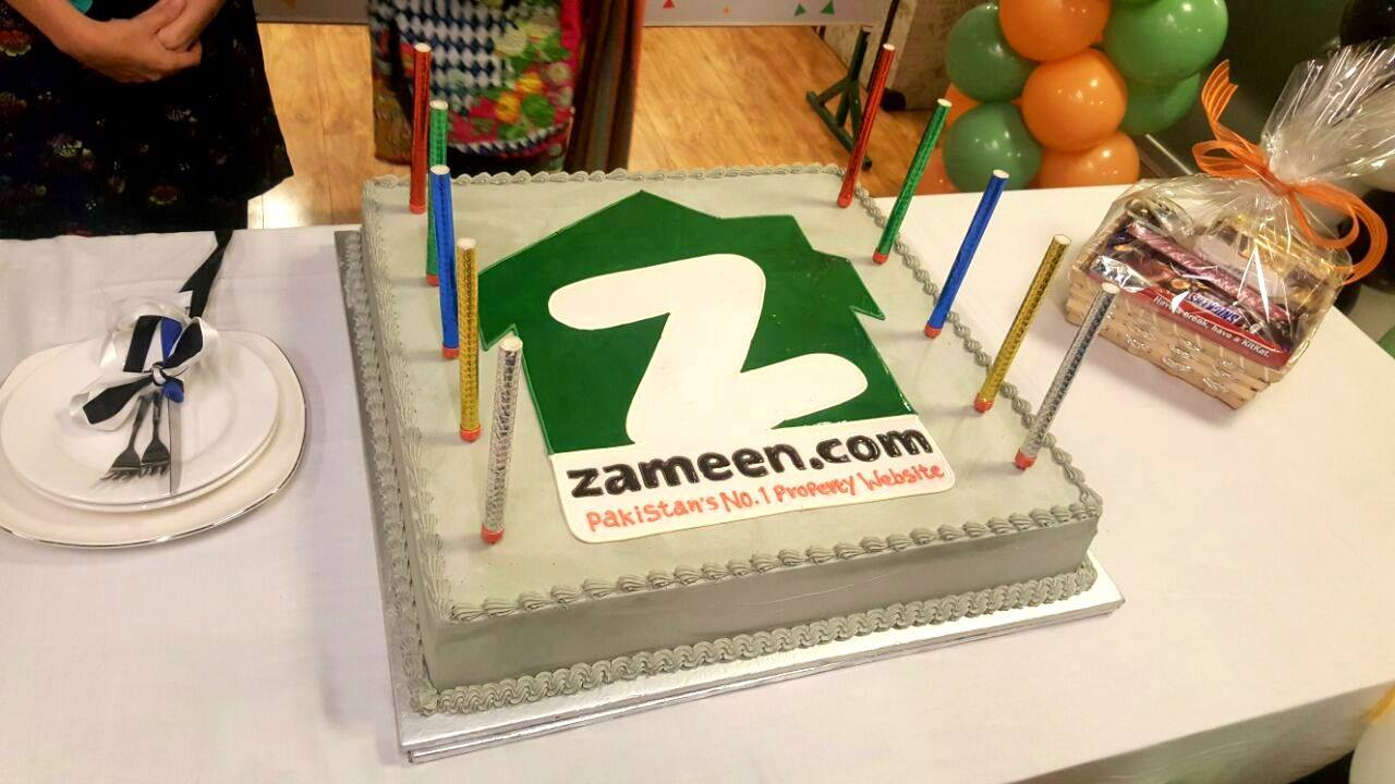 Zameencom Celebrate its 10th Birthday Flare