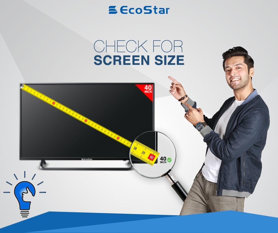 Ecostar appoints fahad mustafa for awareness campaign of for Tv 75 pollici prezzo