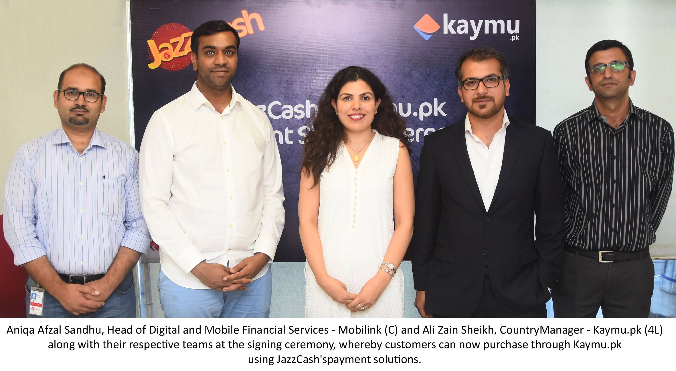 Mobilink Picture With English Caption 03