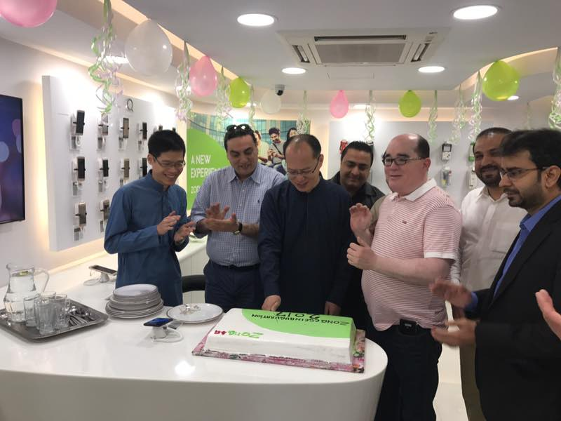 Zong to Serve Quetta Through a New Service Center